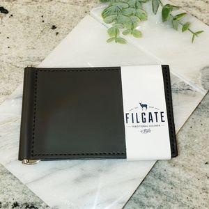 Filgate Bifold Genuine Leather slim
